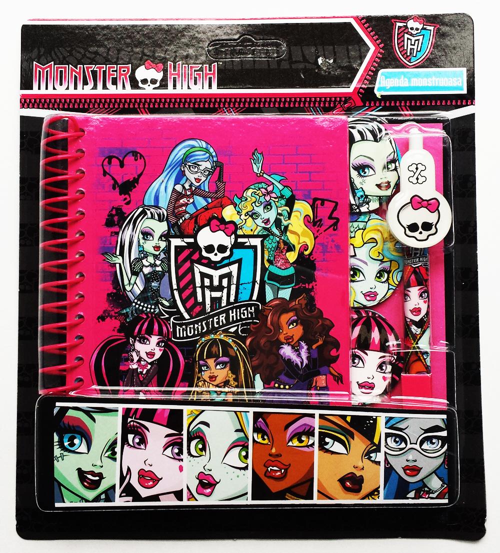 Agenda Monster High