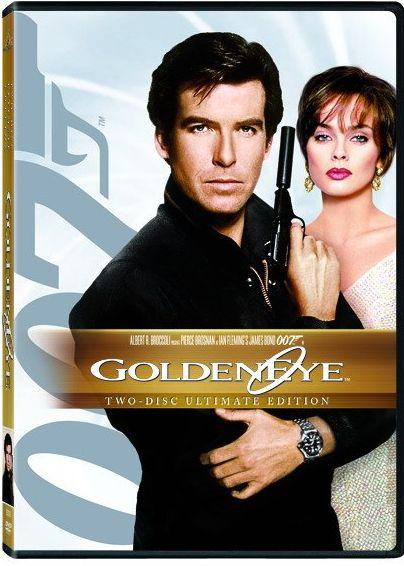JB 17: AGENTUL 007 CONT JB 17: GOLDENEYE (2DVD)