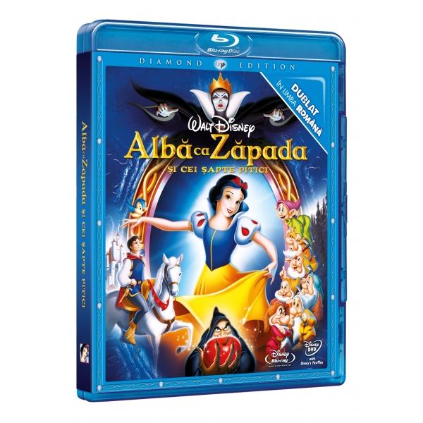 ALBA CA ZAPADA (BR+DVD) SNOW WHITE PLATINIUM ED