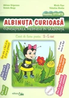 ALBINUTA CURIOASA    CU NOASTEREA MEDIULUI IN G