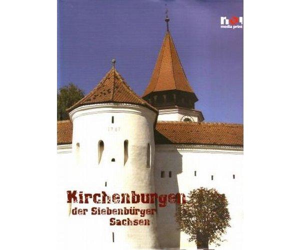 Album biserici fortificate / Kirchenburgen der Siebenburger Sachsen - Ioan Marian Tiplic