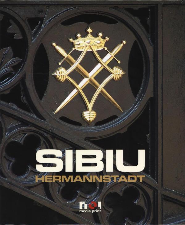 Album Sibiu romana - Emil Stanciu