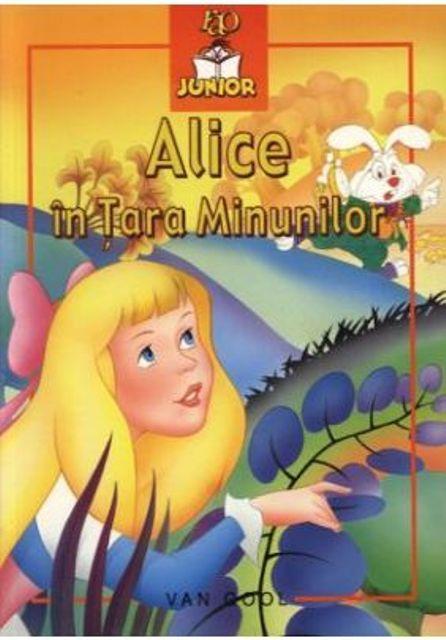 ALICE IN TARA MINUNILOR .