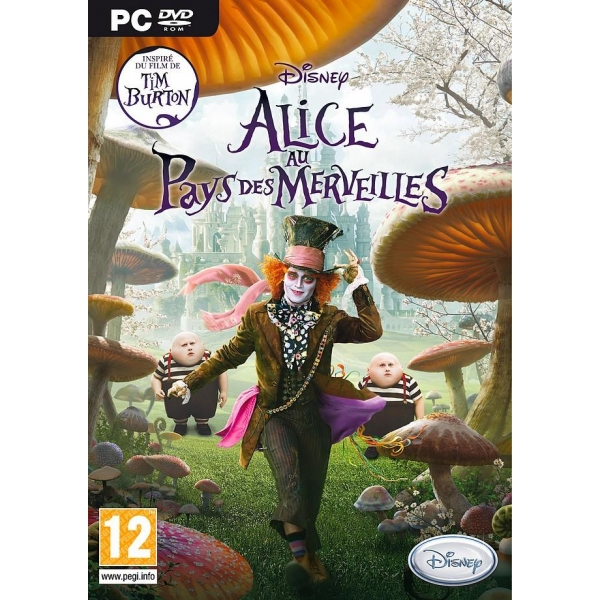 ALICE IN WONDERLAND PC