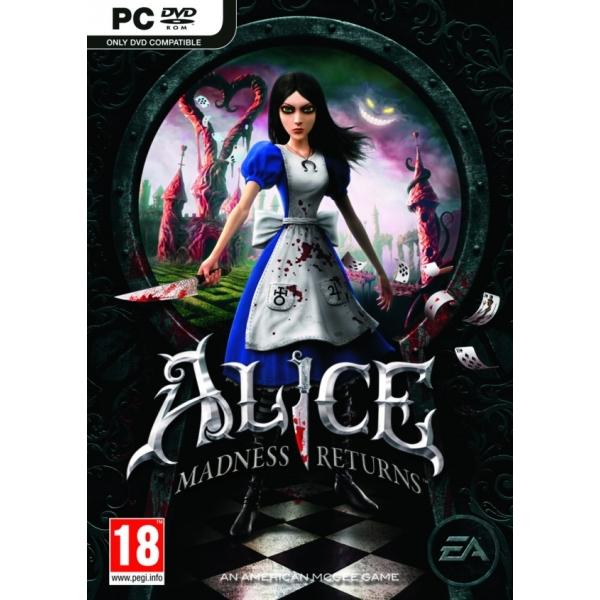 ALICE MADNESS RETURNS - PC