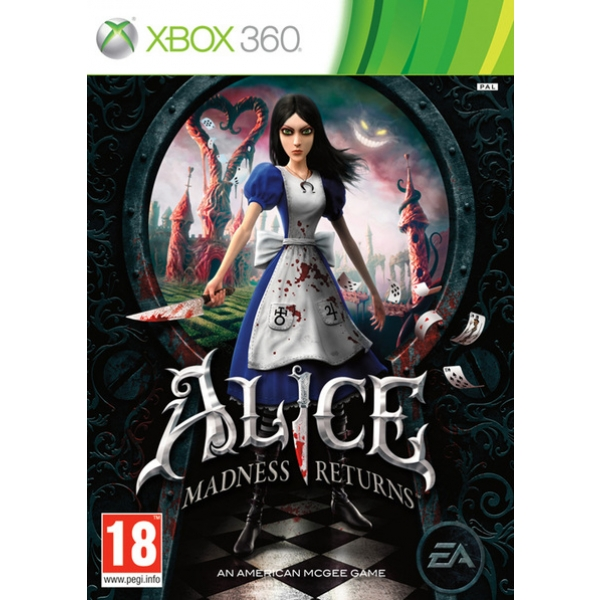 ALICE MADNESS RETURNS - XBOX360