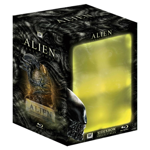 ALIEN ANTHOLOGY (COL. E ALIEN ANTHOLOGY (6DVD)