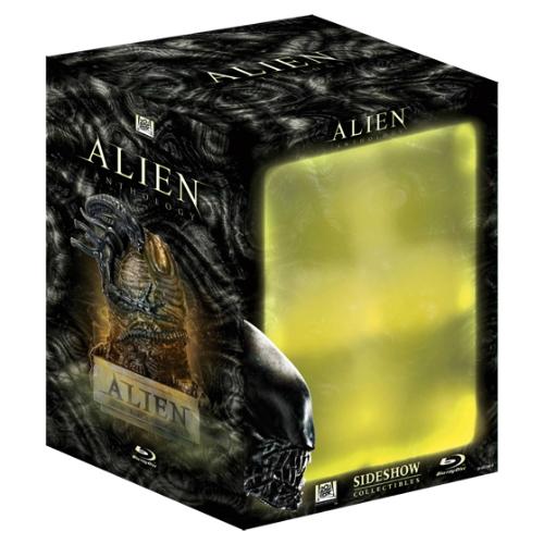 ALIEN ANTHOLOGY (COL. E ALIEN ANTHOLOGY (6DVD)