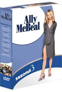ALLY McBEAL: SEZONUL 3 ALLY McBEAL: SEASON 3 (