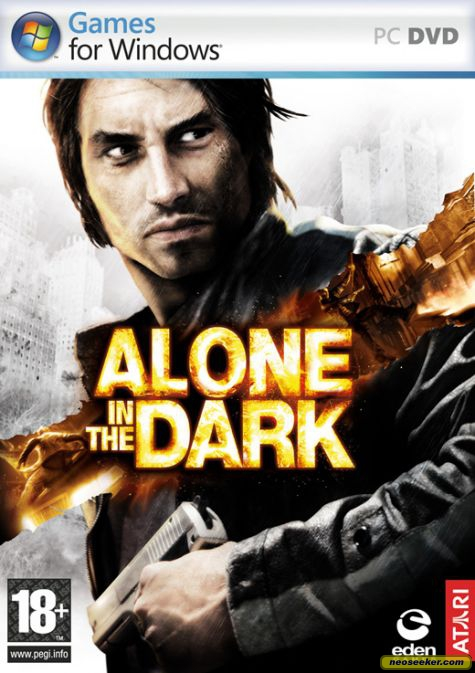 ALONE IN THE DARK ALT PC