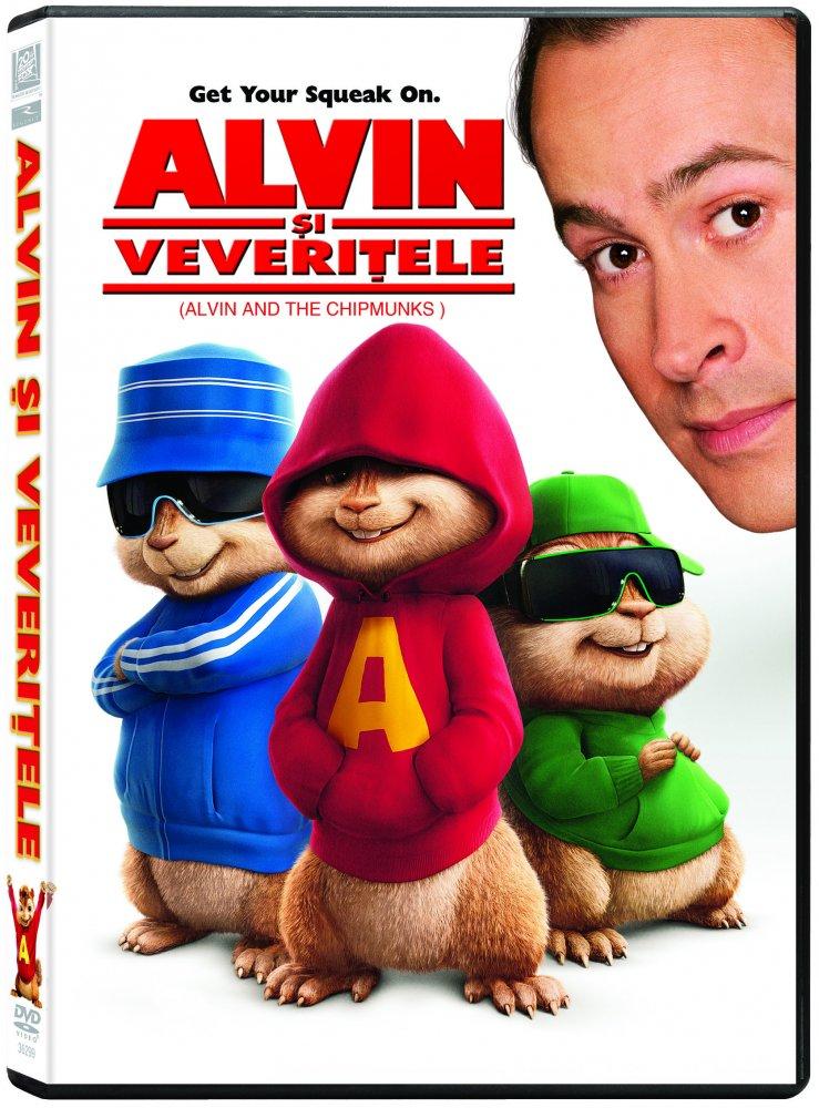 ALVIN SI VEVERITELE 3-ALVIN CHIPMUNKS 3