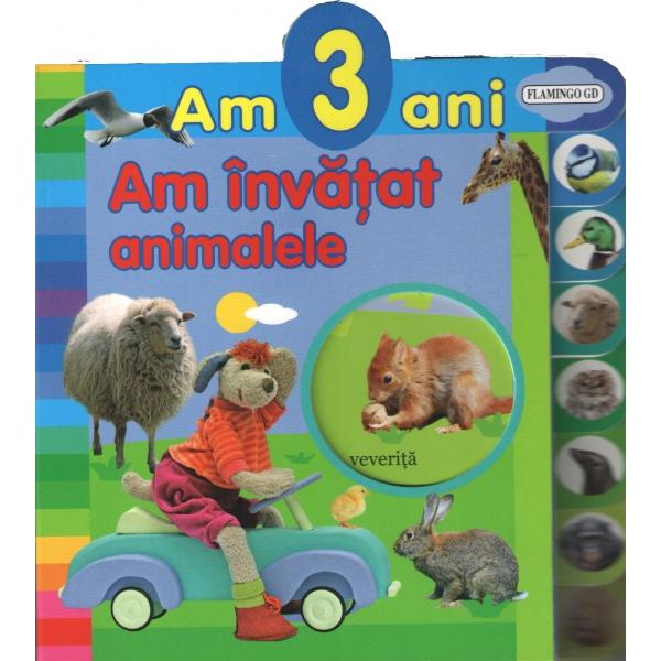 AM INVATAT ANIMALELE