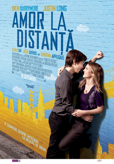 AMOR LA DISTANTA GOING THE DISTANCE