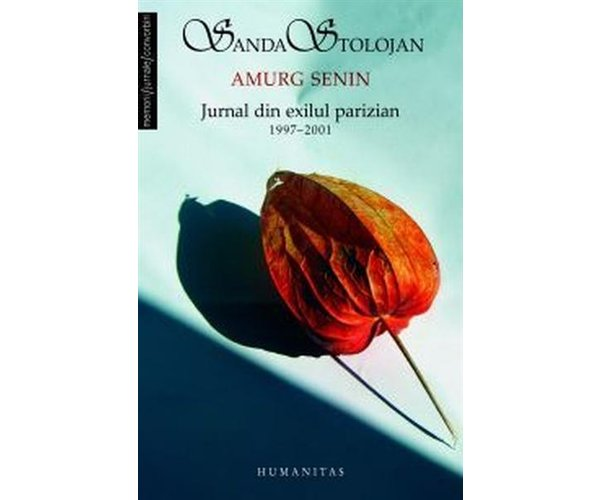 AMURG SENIN (JURNAL DIN EXILUL PARIZIAN)