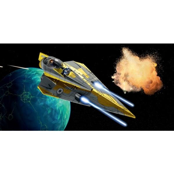 Anakin's Jedi Starfighter - seria Clone Wars, 29 pcs.