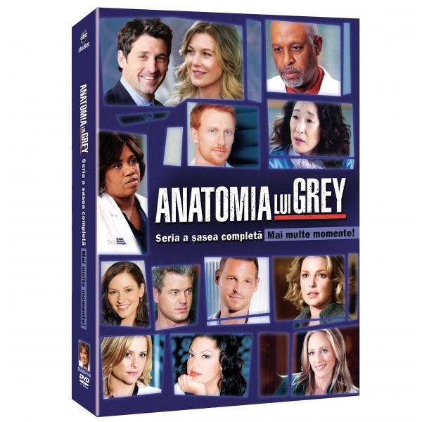 ANATOMIA LUI GREY SEZONUL 6 - GREY'S ANATOMY SEASON 6