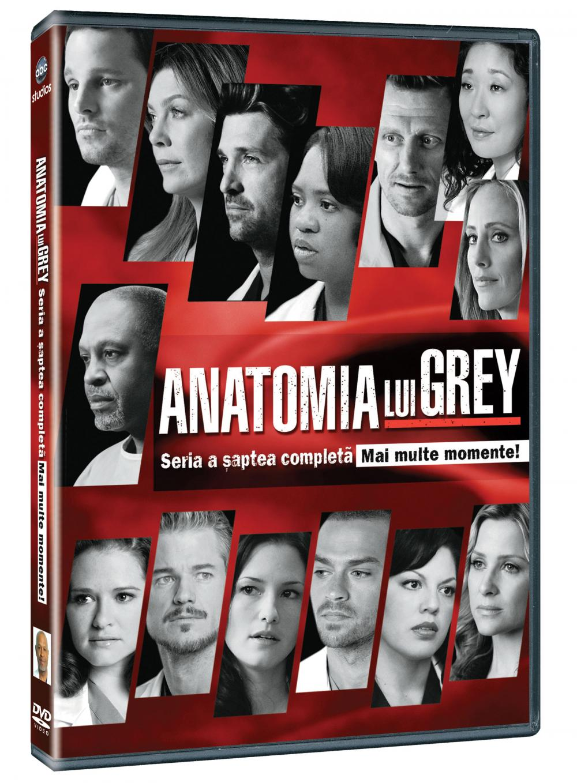 ANATOMIA LUI GREY Sezonul 7