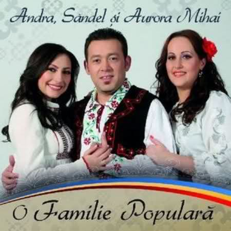 ANDRA SI SANDEL O FAMILIE POPULARA