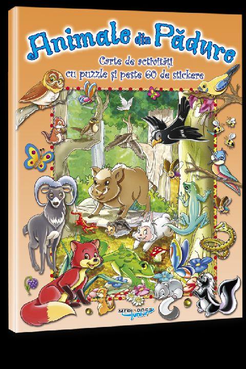ANIMALE DE PADURE