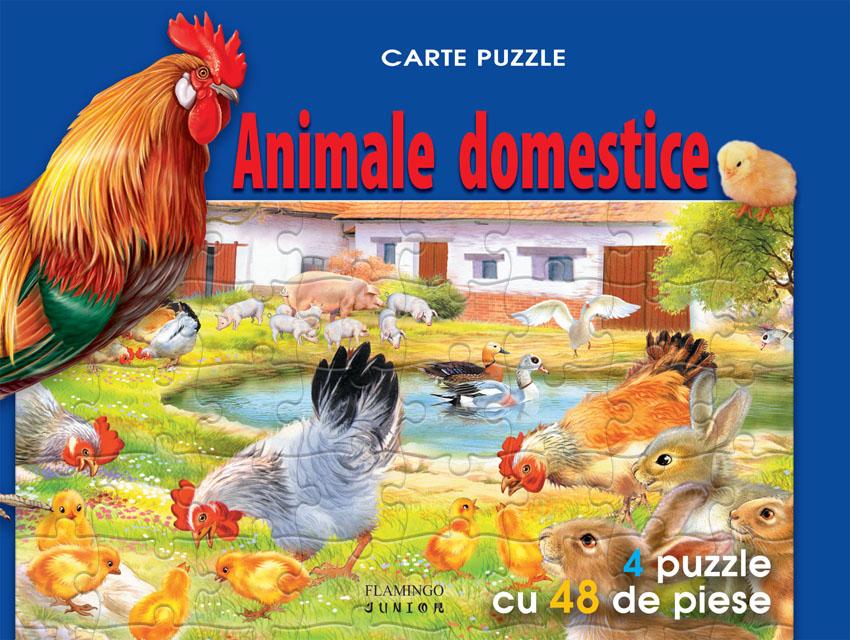 ANIMALE DOMESTICE - PU ZZLE.