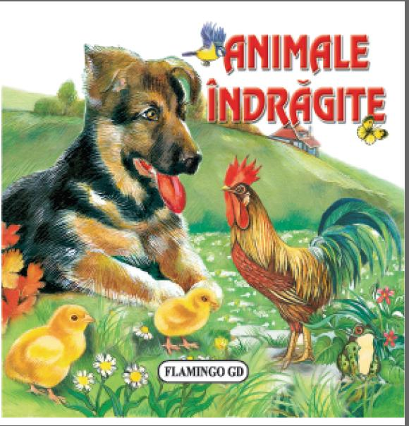ANIMALE INDRAGITE