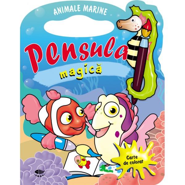ANIMALE MARINE. PENSULA MAGICA