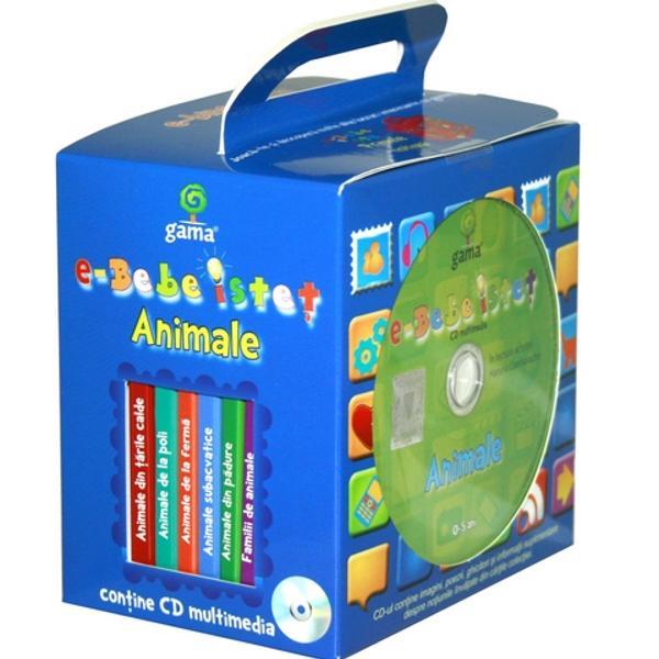 ANIMALELE: E-BEBE ISTET