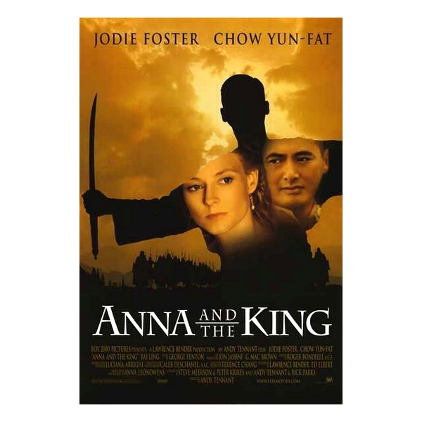ANNA SI REGELE ANNA AND THE KING