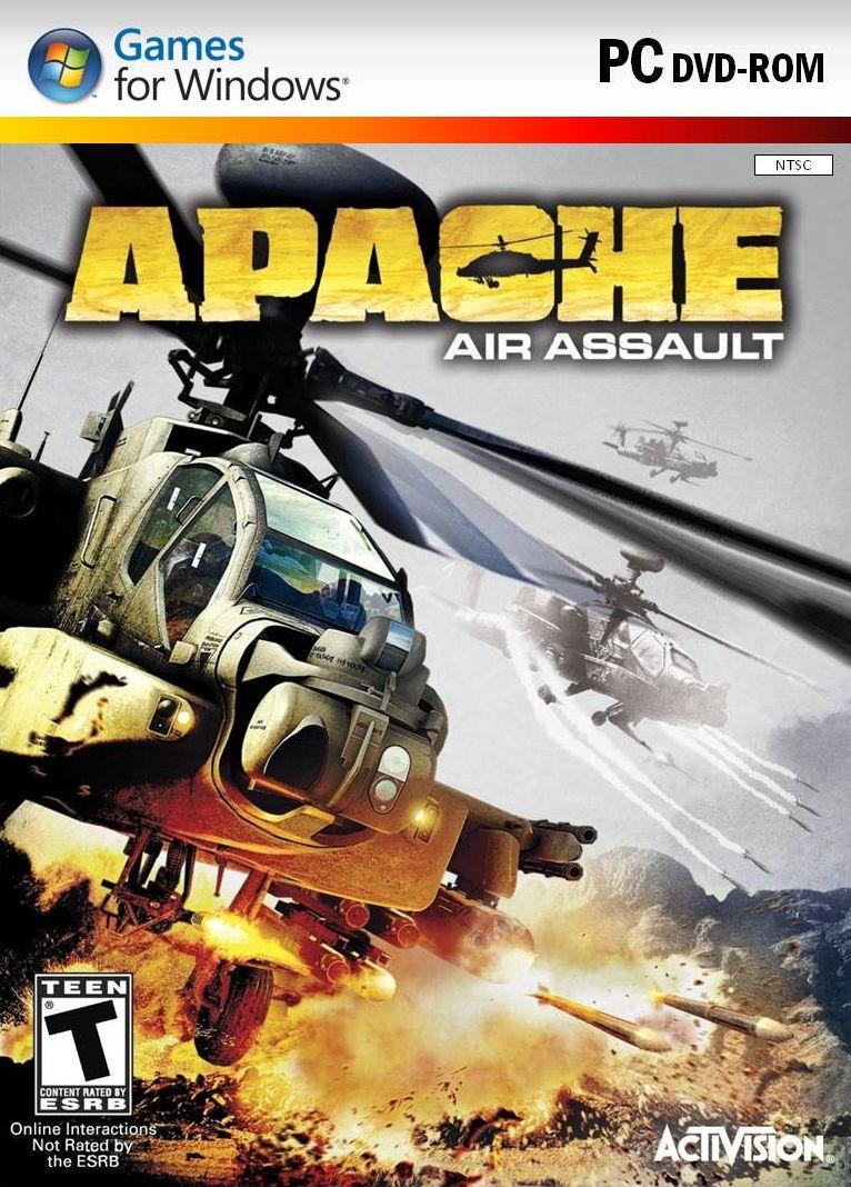 APACHE AIR ASSAULT PC