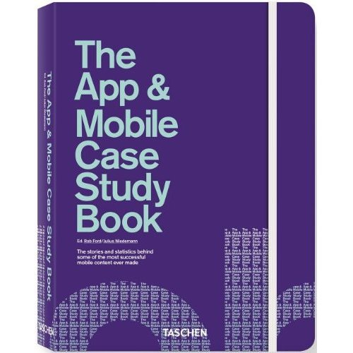 App and mobile case study book...