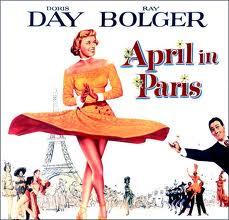 APRILIE LA PARIS APRIL IN PARIS