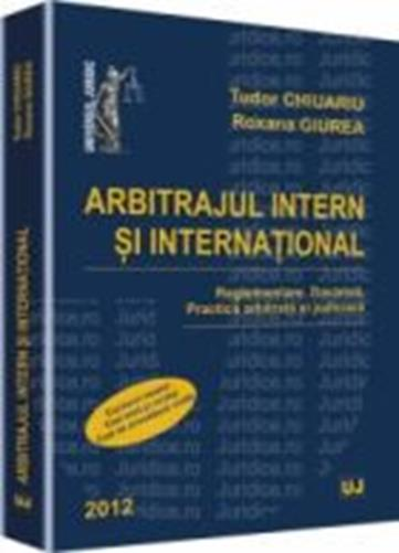 ARBITRAJUL INTERN SI INTERNATIONAL