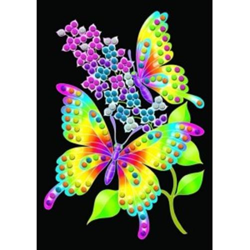 zzArta margelelor Fluture
