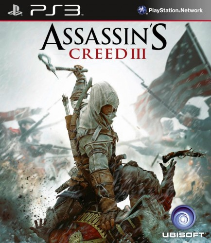 ASSASSIN`S CREED 3 PS3