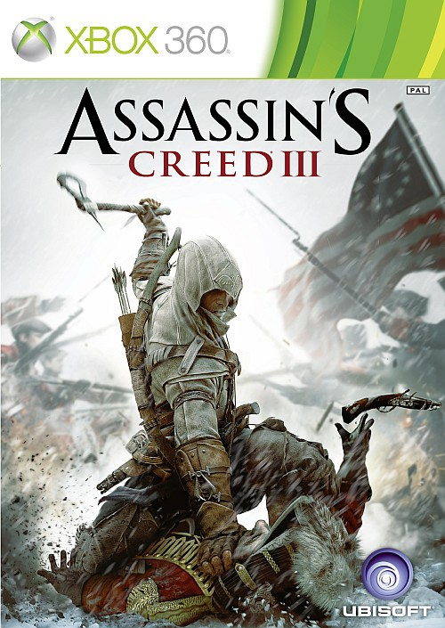 ASSASSIN`S CREED 3 XBOX360