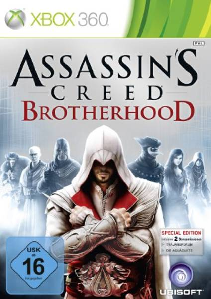 ASSASSINS CREED 3 SE XBOX360