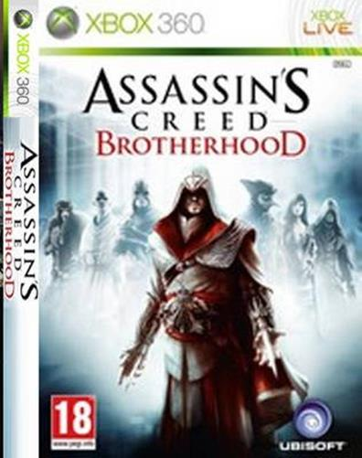 ASSASSINS CREED 3 D1 ED XBOX360