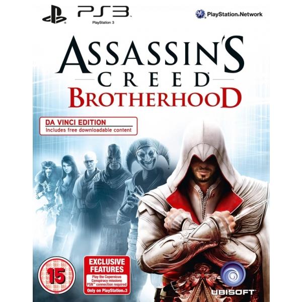 ASSASSINS CREED DA VINC PS3