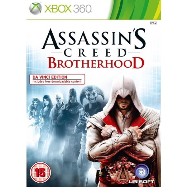 ASSASSINS CREED DA VINC XBOX360