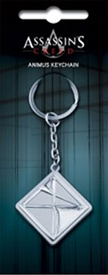 Assassins Creed Keychain: Animus Logo