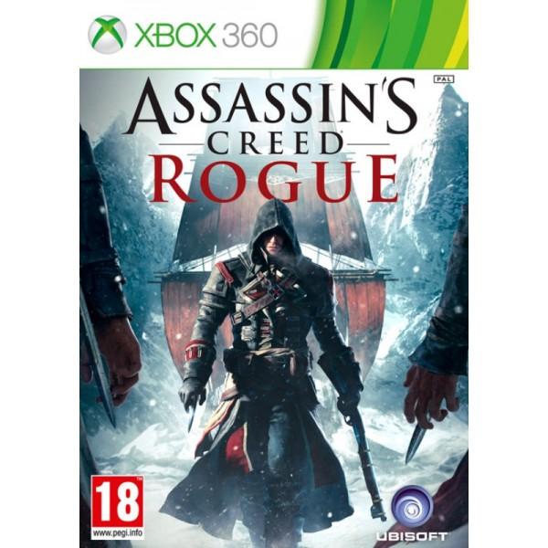 ASSASSINS CREED ROGUE - XBOX360