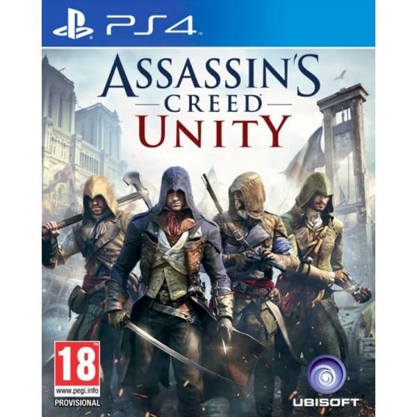 ASSASSINS CREED UNITY - PS4