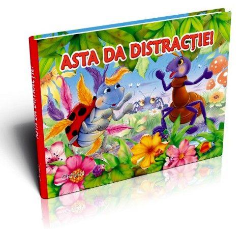 ASTA DA DISTRACTIE!