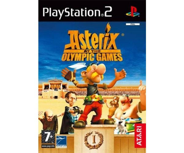 ASTERIX OLYMPIC GAMES PS2