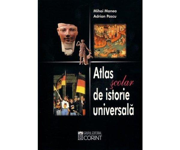 ATLAS DE ISTORIE UNIVER SALA.