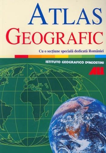 ATLAS GEOGRAFIC DEAGOSTINI