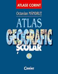 ATLAS GEOGRAFIC GENERAL ALBASTRU
