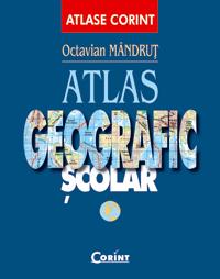 ATLAS GEOGRAFIC GENERAL ALBASTRU