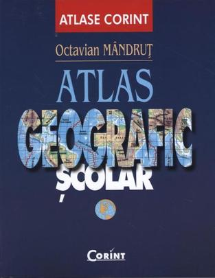 ATLAS GEOGRAFIC SCOLAR EDITIA 8