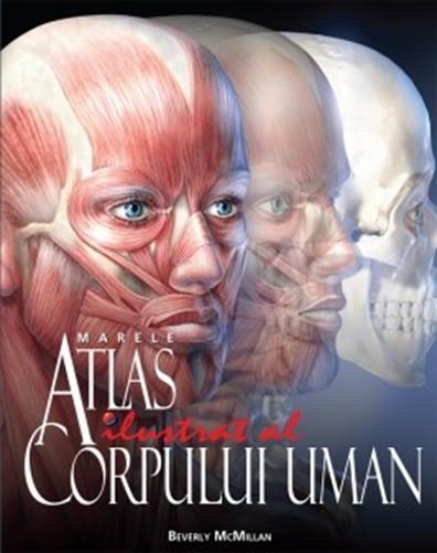ATLAS ILUSTRAT AL CORPULUI UMAN
